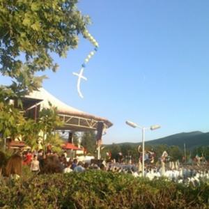 Púť do Medžugoria na festival mladých, Bosna a Hercegovina