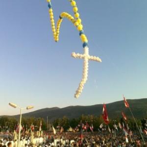 Ružencová Panna Mária, púť Medžugorie Bosna a Hercegovina