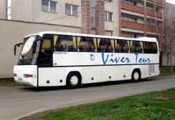 Autobus Viver Tour